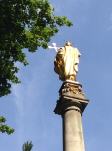 Saint Paul at Saint Paul's, London